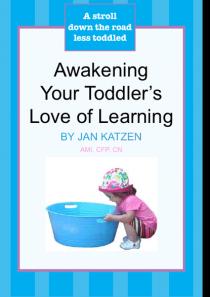 Awakening Your Toddler's Love of Learning