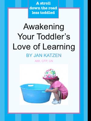 Awakening Your Toddler's Love of Learning (ebook)
