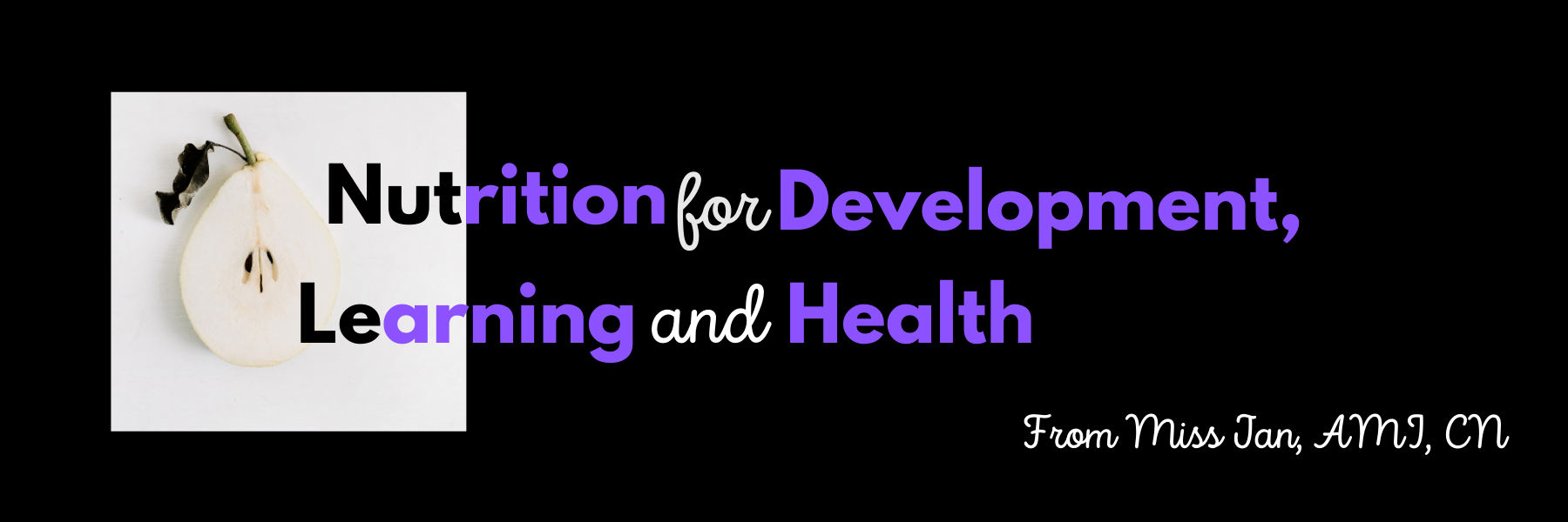 Nutrition for Learning